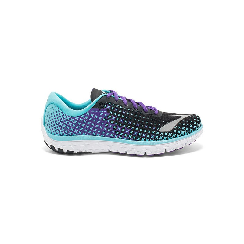 Brooks Pureflow 5 Bluefish/Black Donna