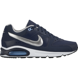 Nike Air Max Command Leather Blu/Silver