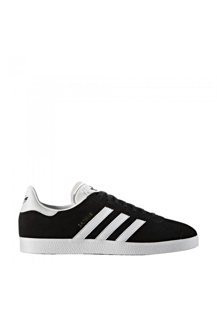 Adidas Gazelle Nero/Bianco