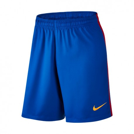 Nike Short Fcb Home  Stadium Sport Royal/Red