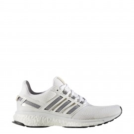 Adidas Energy Boost 3 White/Solid Grey Donna