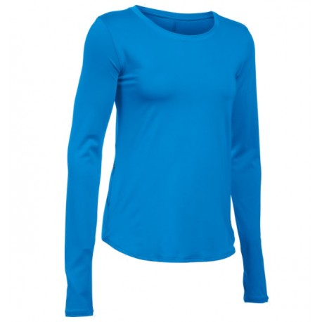 Under Armour T-Shirt Ml W Run Fly By Water