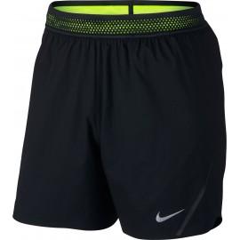Nike Short Run 5in Aeroswift Black/Volt