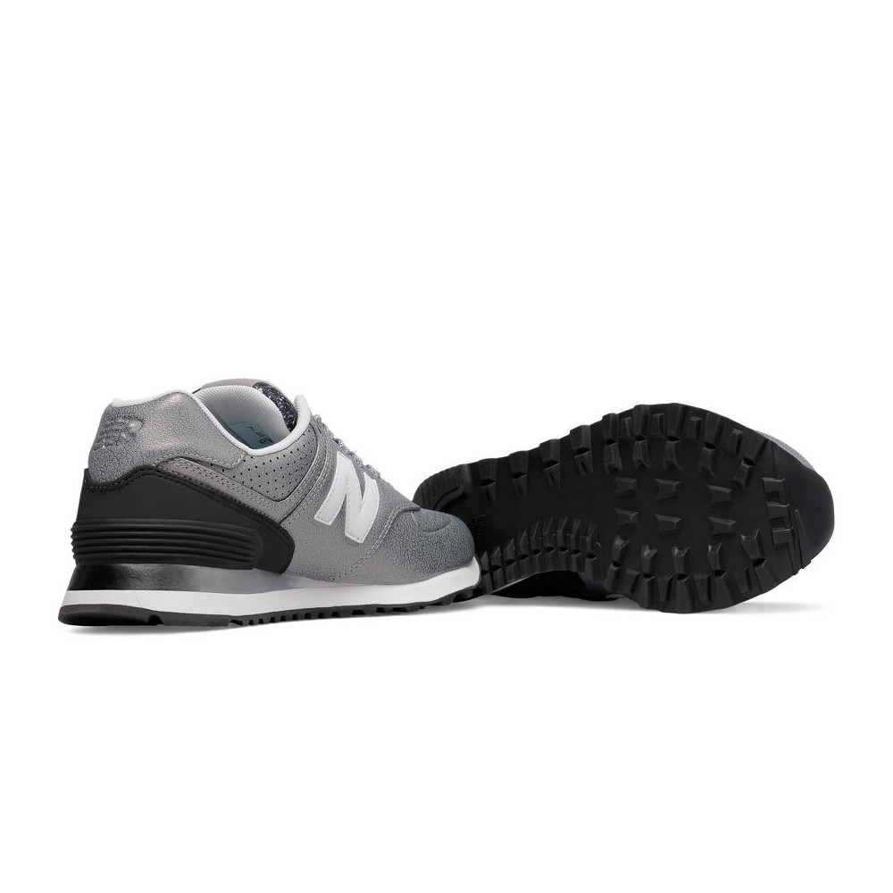 new balance 574 donna grigio chiaro