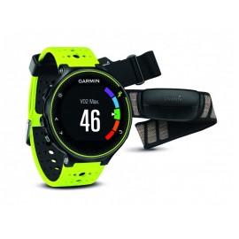Garmin Gps Forerunner 230 C/Cardio Nero/Giallo