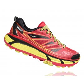 Hoka Mafate Speed 2 True Red/Citrus