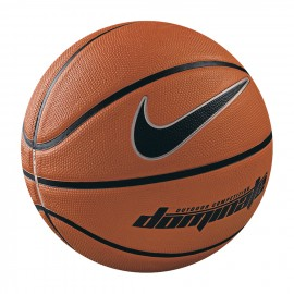 Nike Pallone Basket Dominate Ambra/Nero