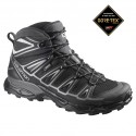 Salomon X Ultra Mid 2 Gtx Black