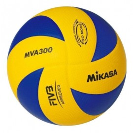 Mikasa Pallone Volley Grara FIVB Mva300 Yellow/Navy