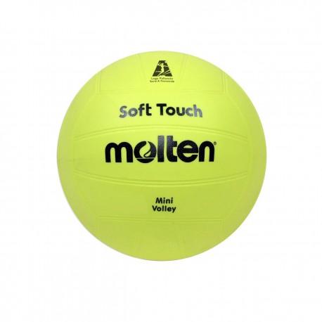 Molten Pallone  Mini Volley PRBV Giallo