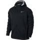 Nike Giacca Run Shld Hd Zoned Black/Anthracite