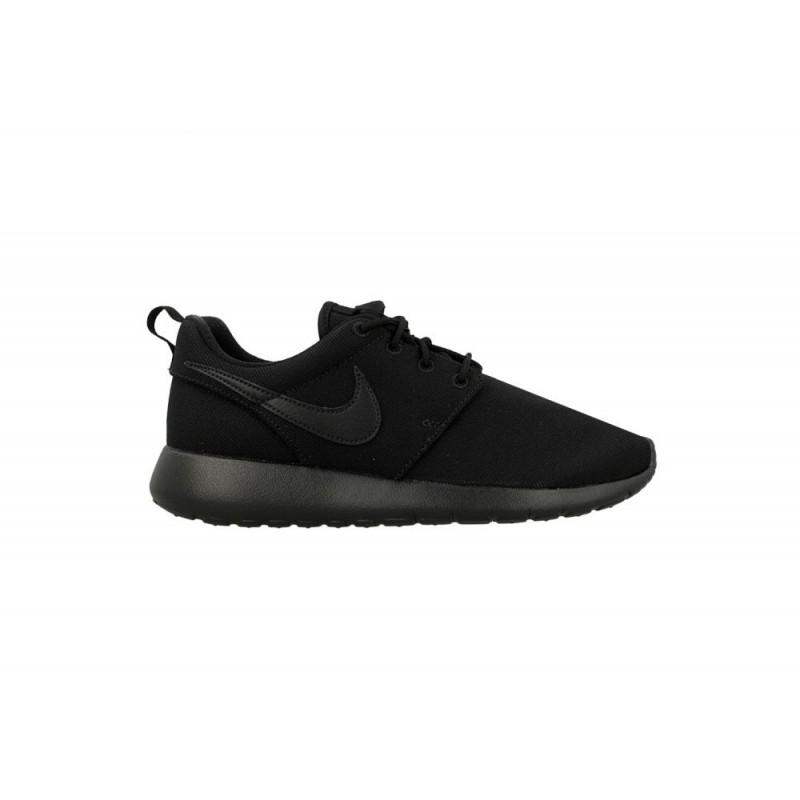 Nike Roshe One Gs Nero/Nero Bambino