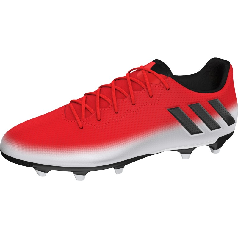 Adidas Messi 16.3 FG Red/Black
