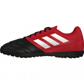Adidas Ace 17.4 TF Bambino  Red/Black