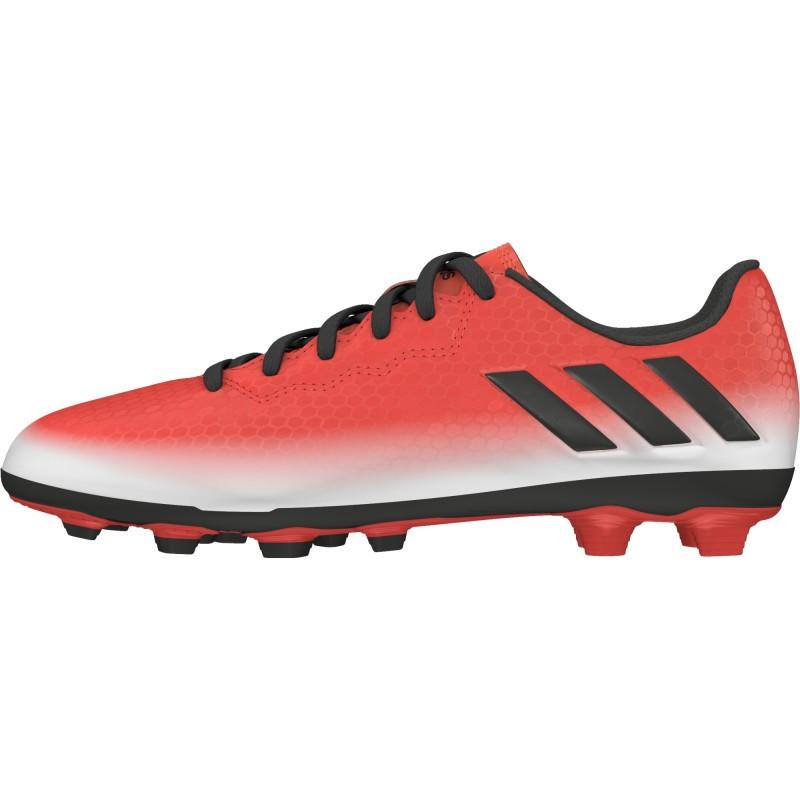 Adidas Messi 16.4 FxG Bambino Red/Black