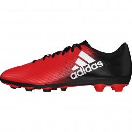 Adidas X 16.4 FxG Bambino Red/Black