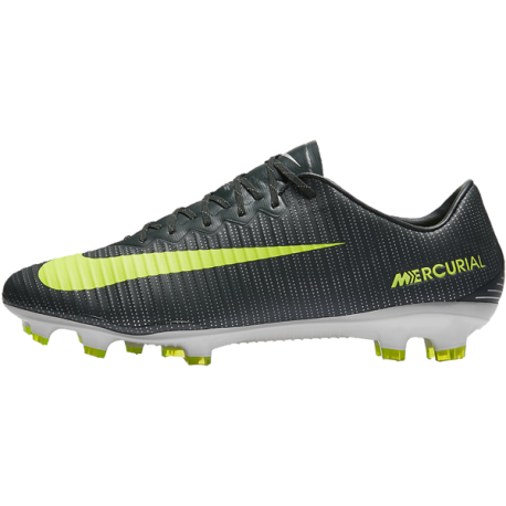 Nike Mercurial Vapor Xi Cr7 Fg Blu/Bianco