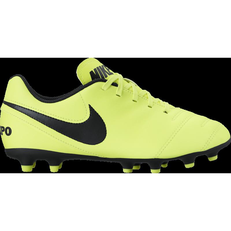 Nike Tiempo Rio III Fg Giallo/Nero Junior