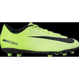 Nike Mercurial Vortex III Fg  Verde/Nero Junior