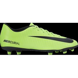 Nike Mercurial Vortex III Fg Verde/Nero