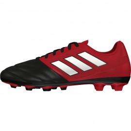 Adidas Ace 17.4 Fxg Rosso/Bianco Junior