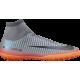 Nike Mercurialx Victory Cr7 Df Tf  Silver/Nero