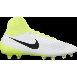 Nike Magista Orden II Fg Bianco/Giallo