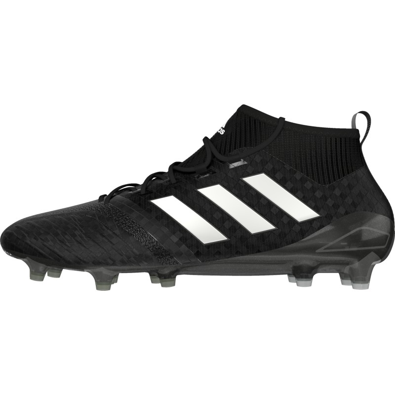 Adidas Ace 17.1 Primeknit Firm Ground Black/White