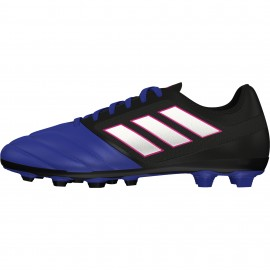 Adidas Ace 17.4 Flexible Ground Blue/White Junior