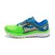 Brooks Glycerin 14  Green Gecko/Electric Blue