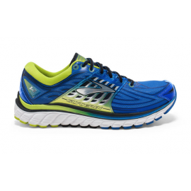 Brooks Glycerin 14 Electric Blue/Lime Punch