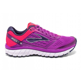 Brooks Ghost 9 Purple Cactus Flower/Diva Pink Donna