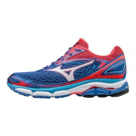 Mizuno Wave Inspire 13  Strong Blue/White Donna