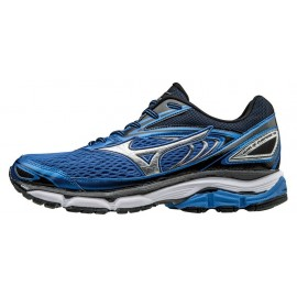 Mizuno Wave Inspire 13  Strong Blue/Silver