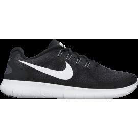 Nike Free Rn 2  Black/White