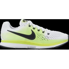 Nike Air Zoom Pegasus 34 White/Black Donna