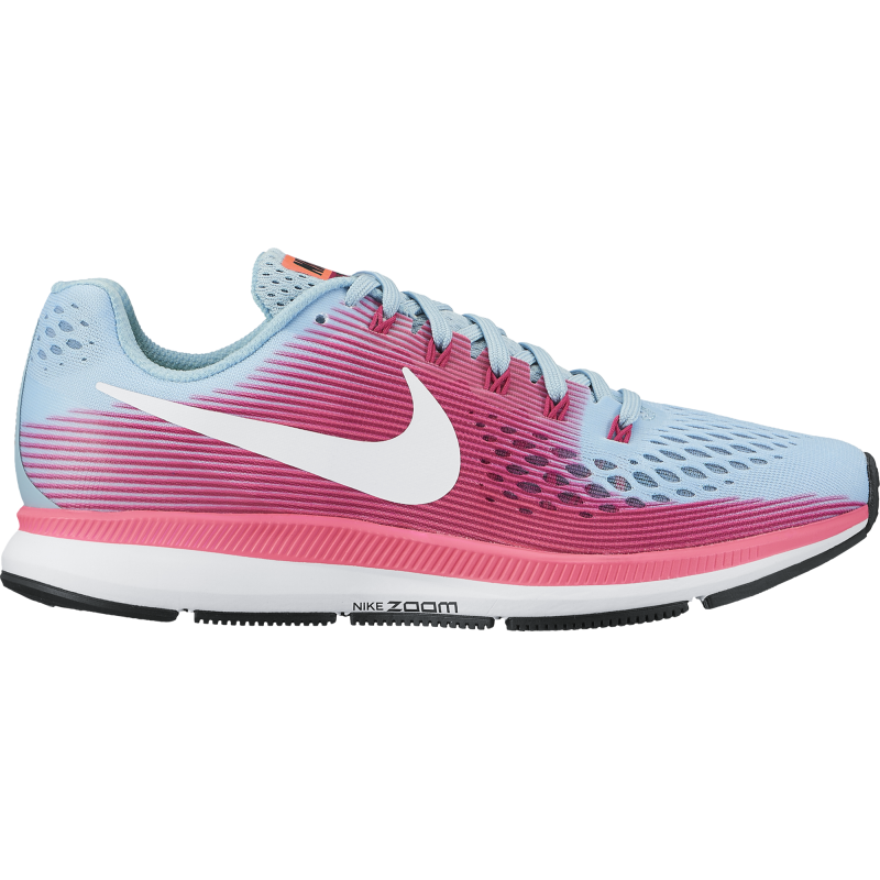 Nike Air Zoom Pegasus 34  Mica Blue/White Donna