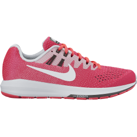 Nike Air Zoom Structure 20  Racer Pink/White Donna