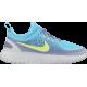 Nike  Free Rn Distance 2  Polarized Blue/Volt Donna
