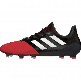 Adidas Ace 17.1 Leather Fg Black/Red