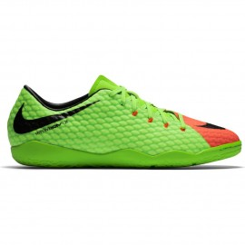 Nike Hypervenomx Phelon III Ic  Verde/Nero