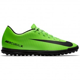 Nike Mercurialx Vortex III Tf  Verde/Nero