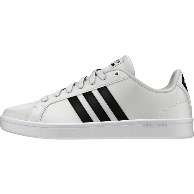 Adidas Cloudfoam Advantage  Bianco/Nero Donna