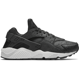 Nike Air Huarache Run Prm  Nero Lea Donna