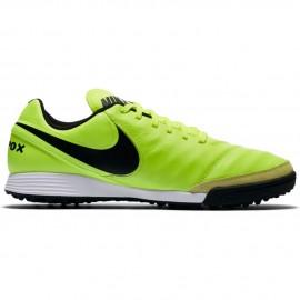 Nike Tiempox Genio II Lea Tf  Giallo/Nero