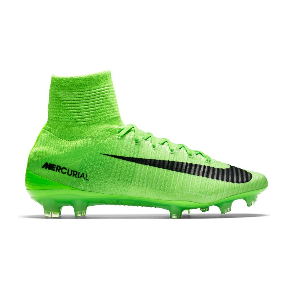 Nike Mercurial Superfly Verde Nero