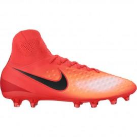 Nike Magista Order II Fg Rosso/Nero
