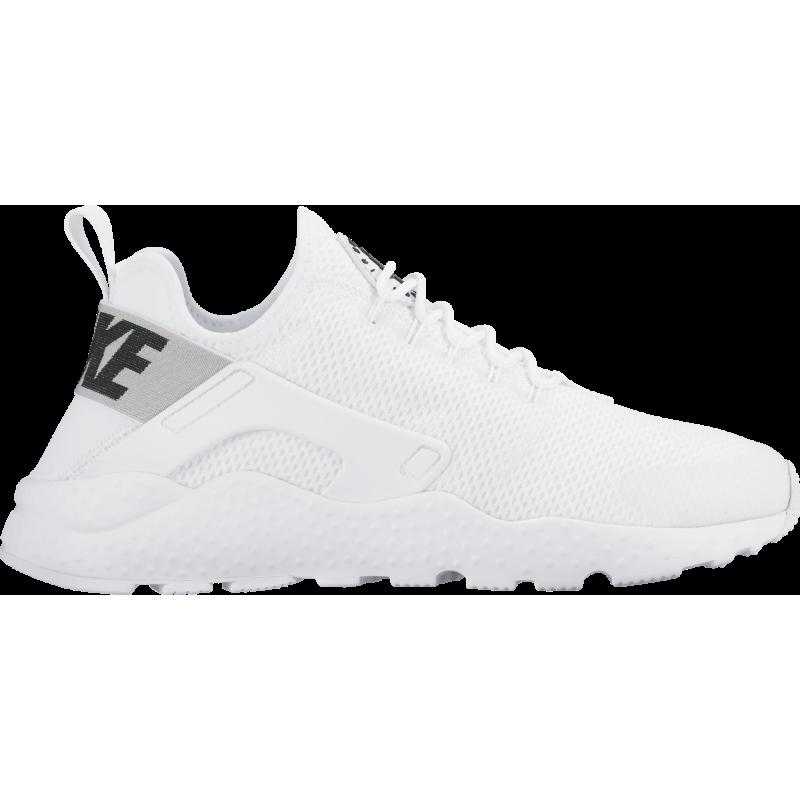Nike Huarache Run Ultra  Bianco/Nero Donna