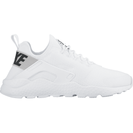 Nike Huarache Run Ultra  Bianco/Nero Donna