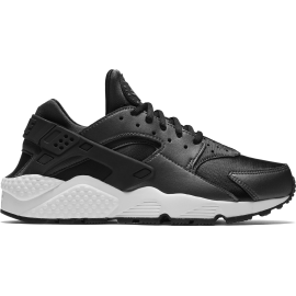 Nike Air Huarache Run  Nero Lea Donna
